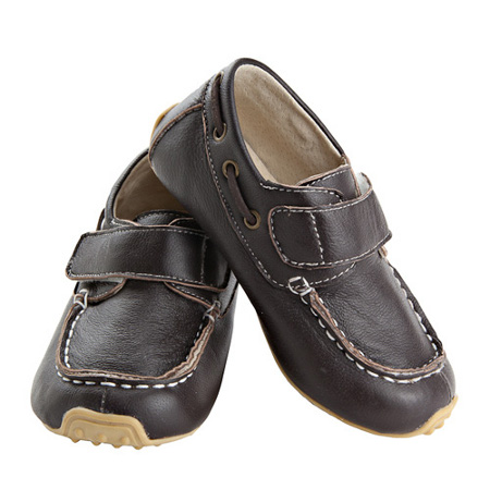 JBSC-Junior Boat Shoes Chocolate_2